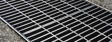 Galvanized Grates and Frames